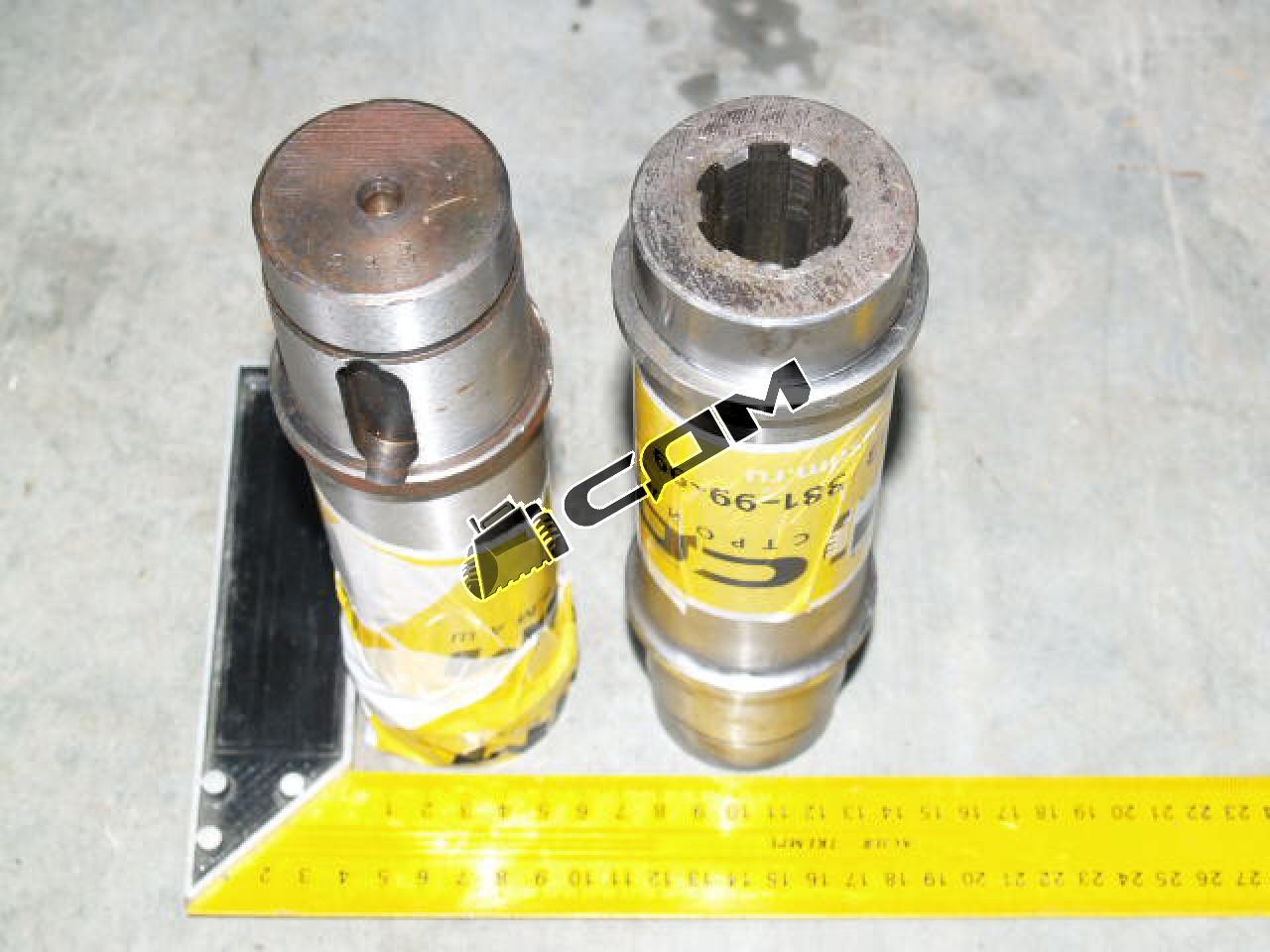 Вал привода рулевого насоса D(max)=63, l=210 CDM855  403055D